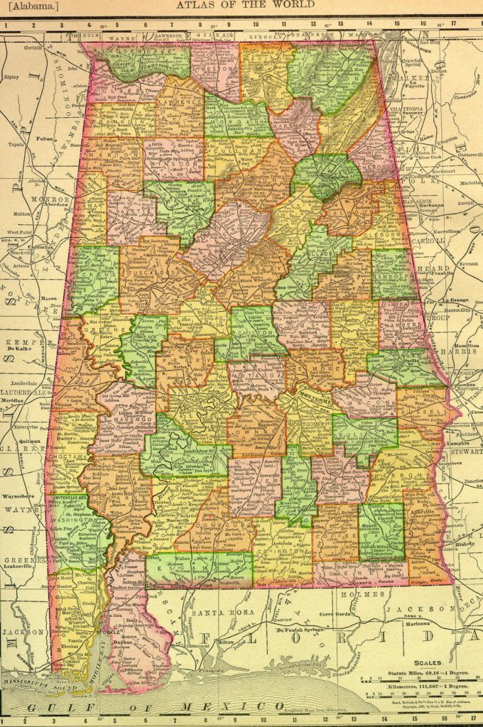 Alabama ALTA Survey