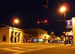 city of Sylacauga, AL alta survey