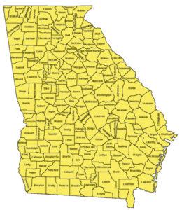 ALTA Land Survey | Georgia County Map