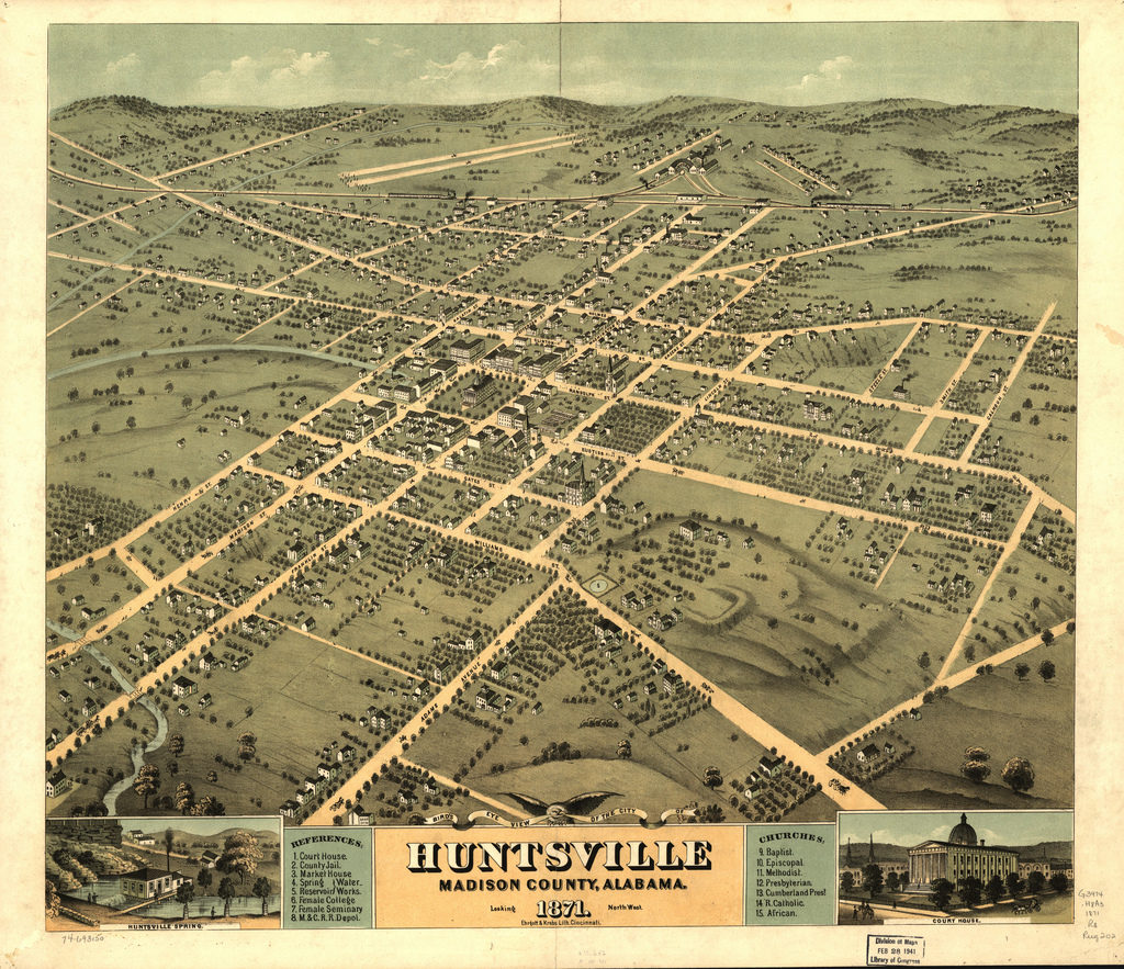 Huntsville AL ALTA Survey