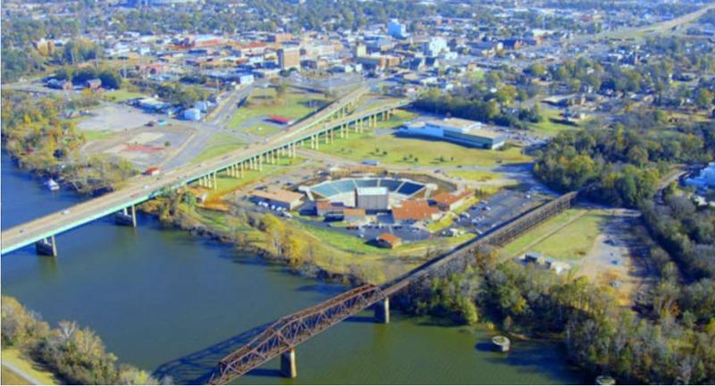 city of Tuscaloosa AL alta survey