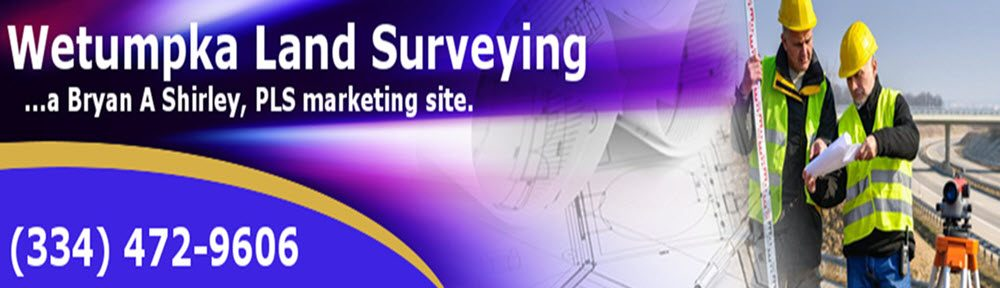 AL:TA Survey Wetumpka AL
