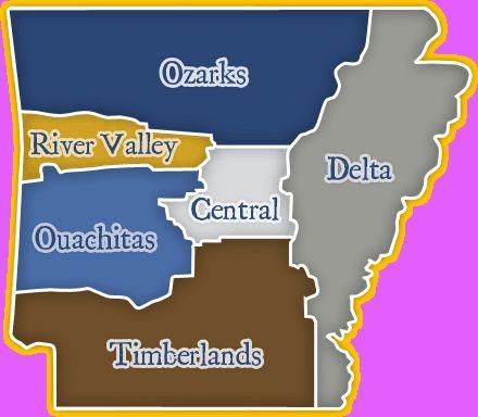 Arkansas ALTA Land Title Surveying