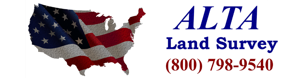 ALTA Land Survey Header - ALTA Survey USA
