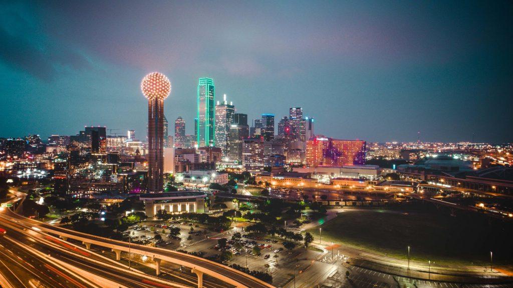 ALTA Survey Dallas TX Skyline