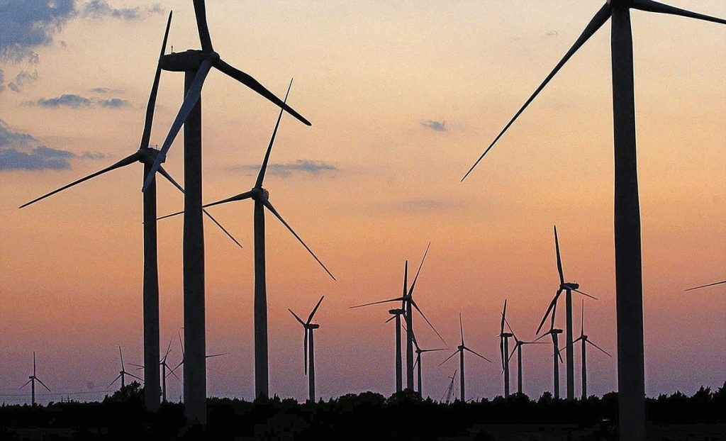 ALTA Survey Broken Arrow OK - Wind Farms