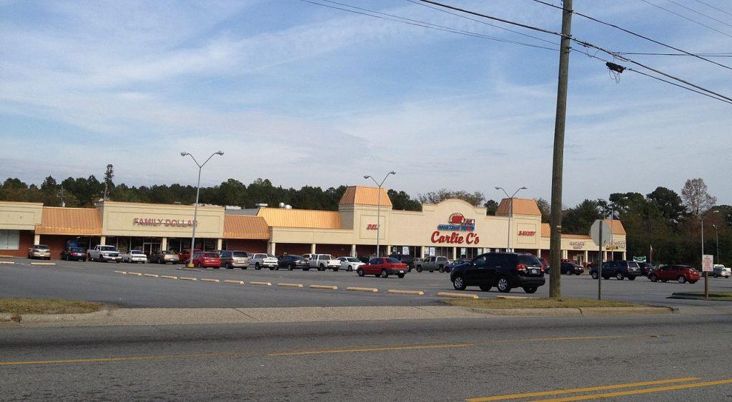 alta survey Fayetteville nc