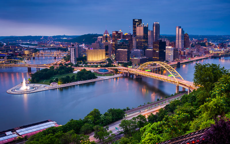 Pittsburgh Pennsylvania - ALTA Survey